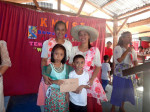 Receiving Prize (2)