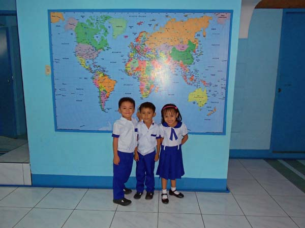 Map of the World (2)