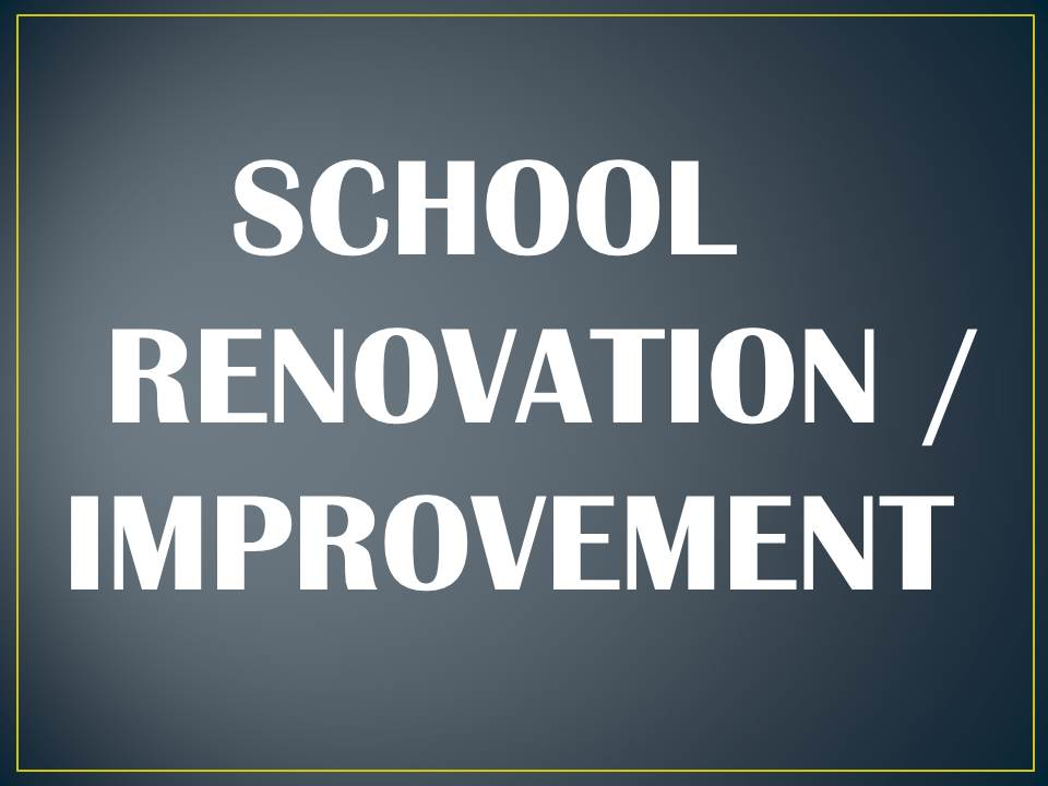 2016 School Renovation (1)